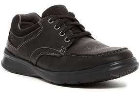 Clarks Cotrell Edge Leather Sneaker - Wide Width Available