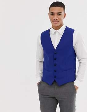 Selected Slim Tuxedo Vest
