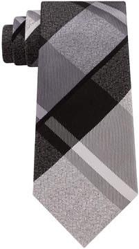 Kenneth Cole Reaction Men's Grande Plaid Silk Tie