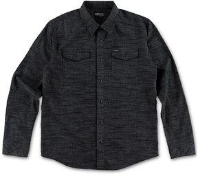 O'Neill Men's Gates Textured Flannel Shirt