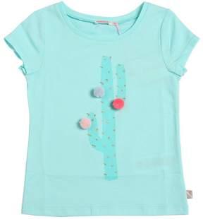 Billieblush Cactus Printed Cotton Jersey T-Shirt