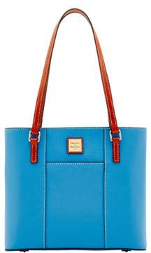 Dooney & Bourke Pebble Grain Small Lexington Shopper Bag - AZURE - STYLE
