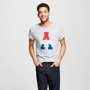 Awake Men's Atlanta Big A T-Shirt - Heather Gray