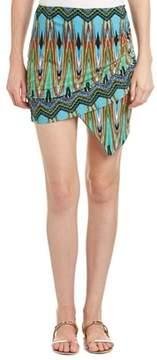 T-Bags LosAngeles tbagslosangeles Tbagslosangeles Envelope Skirt.