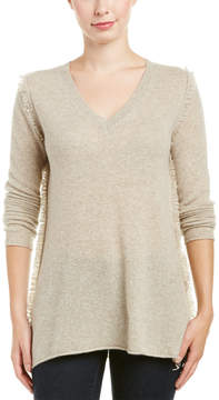 White + Warren Cashmere Sweater