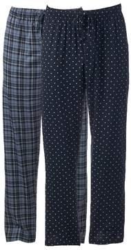 Hanes Men's 2-pack Ultimate X-Temp Lounge Pants