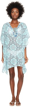Letarte Printed Cover-Up Women's Swimwear