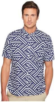Penfield Elba Geo Short Sleeve Shirt