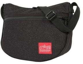 Manhattan Portage Unisex Midnight Bowling Green Shoulder Bag.