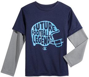 Champion Graphic-Print Shirt, Toddler Boys (2T-5T)