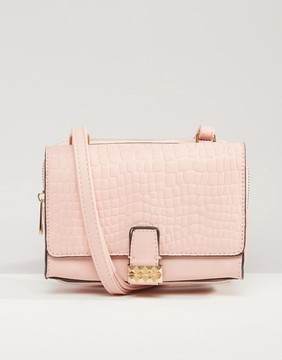 Liquorish Crossbody Bag with Gold Clasp