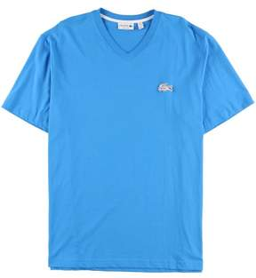 Lacoste Mens Casual Basic T-Shirt