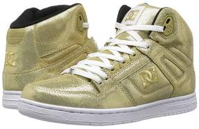 DC Rebound High SE Women's Skate Shoes