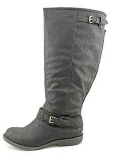 Blowfish Womens Axis Almond Toe Mid-calf Fashion Boots.