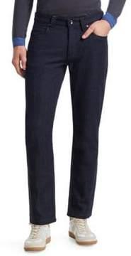 Giorgio Armani Classic Cotton Jeans