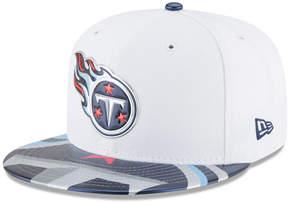 New Era Boys' Tennessee Titans 2017 Draft 59FIFTY Cap