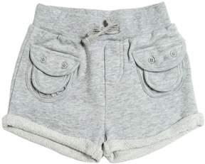 Stella McCartney Organic Cotton Sweat Shorts