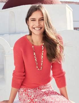 Boden Sera Boat Neck Sweater