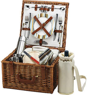 Picnic at Ascot Cheshire Basket for Two with Coffee Service