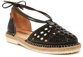 PIKOLINOS Cadamunt Leather Flat