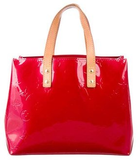 Louis Vuitton Vernis Reade PM - RED - STYLE