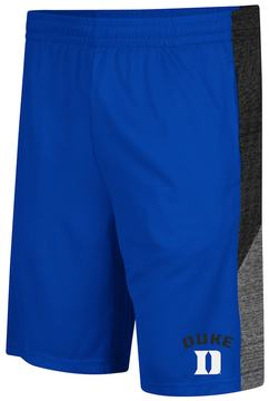 Colosseum Men's Campus Heritage Duke Blue Devils Friction Shorts