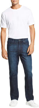 DL1961 Premium Denim Casual Slim Straight-Leg Jeans, Blue