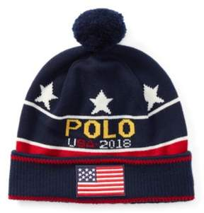 Polo Ralph Lauren Merino Wool Hat Multi One Size