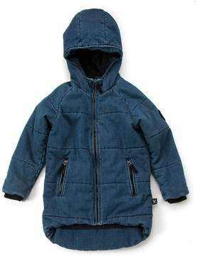 Nununu Youth Denim Down Coat