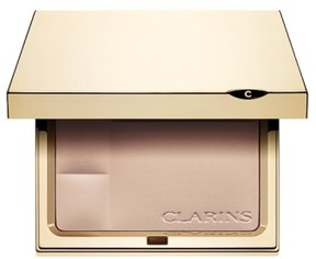 Clarins 'Ever Matte' Shine Control Mineral Powder Compact - 01 Transparent Fair