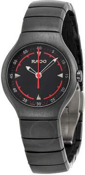 Rado True Active Black Ceramic Ladies Watch