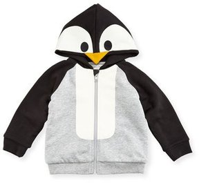 Stella McCartney Buddy Penguin Hoodie Sweatshirt, 3-36 Months