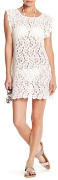 Eberjey Cotton Tail Amina Lace Cover-Up