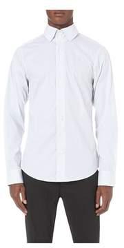 Vivienne Westwood Light Blue Cotton Shirt.