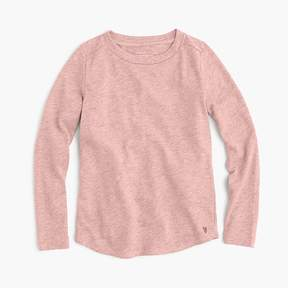 J.Crew Girls' supersoft long-sleeve T-shirt