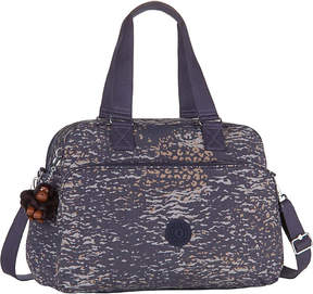Kipling July nylon holdall - BLUE PURPLE C - STYLE