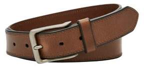 Fossil Patrick Leather Belt