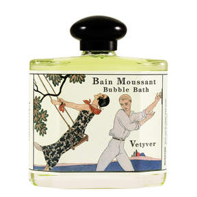 L'Aromarine Vetyver Bubble Bath by Outremer, formerly 100ml Bubble Bath)