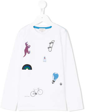 Paul Smith printed top