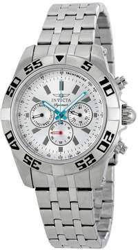 Invicta Signature II Chronograph Silver Dial Men's Watch