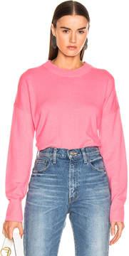 A.L.C. Dilone Sweater in Neon Coral | FWRD