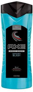 Axe 2 in 1 Body Wash and Shampoo for Men Sport Blast