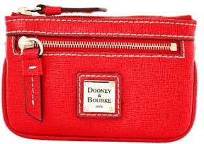 Dooney & Bourke Saffiano Small Coin Case - RED - STYLE