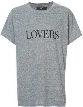 Amiri Lovers T-shirt