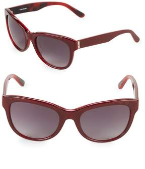Vera Wang Women's 54MM Butterfly Sunglasses