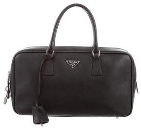 Prada Saffiano Bauletto Bag