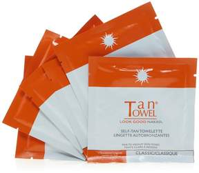 TanTowel Full-Body Classic Towelettes - 6-pack