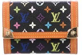 Louis Vuitton Multicolore Coin Purse