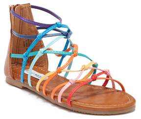 Steve Madden J-Mistic Gladiator Sandal (Toddler, Little Kid & Big Kid)