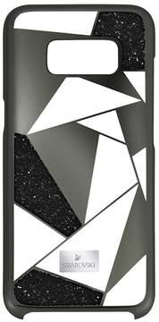 Swarovski Heroism Smartphone Case with Bumper, Samsung Galaxy S 8, Black